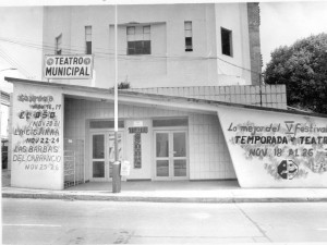 El Teatro Sotomayor en Bucaramanga