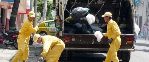 La indiferencia prima en el manejo de basuras