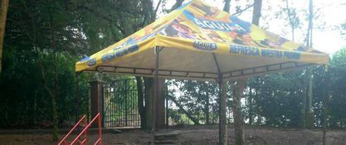 El Parque de La Flora no se presta para eventos