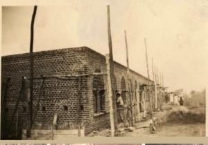 Colegio de la Presentación en construccion