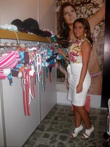 A sus 25 años, Karen es una reconocida diseñadora en Bucaramanga