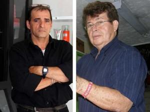 Miguel Roberto y Álvaro Meza