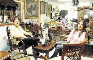 Fabio Bohórquez y su esposa Marta Valencia