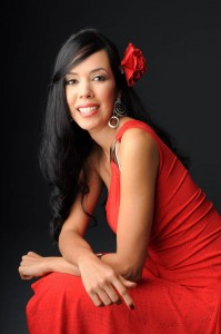 María Alejandra Díaz Serrano, Señora Colombia 2010.