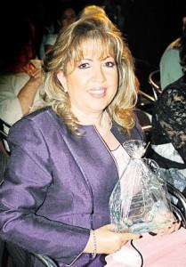 Teresa E. Prada - Gerente Fundación Mundial de la Mujer, FMMB.