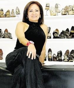 Gloria Serrano - Gerente de Calzado Gloria Serrano