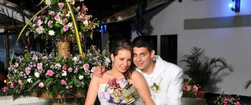 Matrimonio de María Juliana y Néstor Eduardo