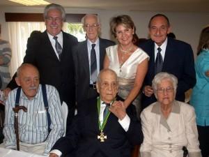 Rafael Parra Cadena, Rafael Pérez Martínez, María Isabel Pérez, Fabio Torres Barrera, Luis Tovar, María Adela Pulido de Remolina y Eduardo Remolina Ordóñez.