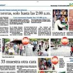 Ejemplar Gente de Cabecera
