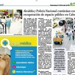 Ejemplar Gente de Cabecera.