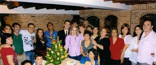 Cumpleaños de Julia Ríos Gómez