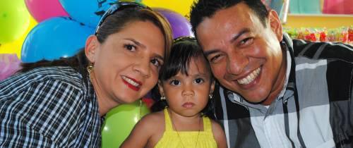 Cumpleaños Angie Valentina