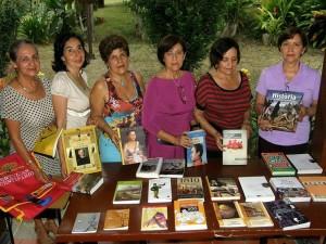 Los libros que recibieron los prestarán a otras tertulias de la ciudad, para así compartir el tema del Bicentenario de Colombia entre varias personas.