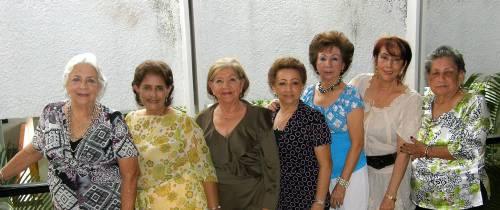 Cumpleaños Elda Ortega de Mercado