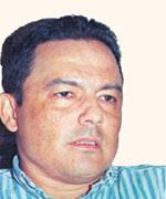 Gilberto Camargo Amorocho. columnista de GENTE