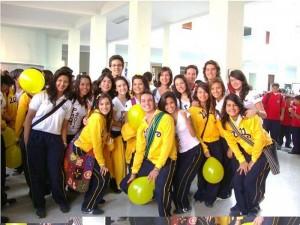 Bienvenida Colegio San Pedro Claver.