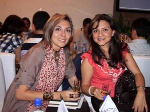 Luisa Fernanda Montero y Adriana Gutiérrez.