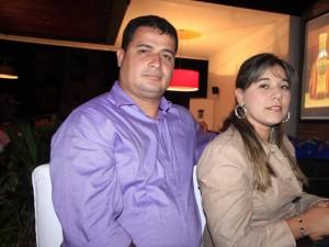 Ricardo Ramírez y Sandra Méndez