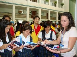 Feria Escolar en el San Pedro