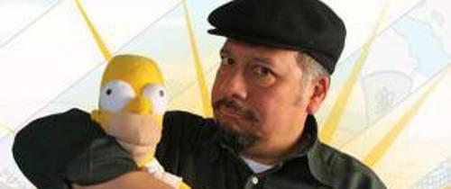 La voz de Homero Simpson estará en Bucaramanga