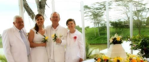 Matrimonio Rombouts Serrano