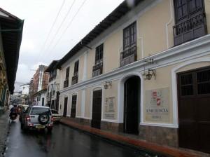 Centro Cultural Custodio García Rovira, ubicado en la Sede C de Uniciencia.