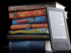 El kindle 3 tiene la capacidad de almacenar hasta 3.500 libros en formato digital