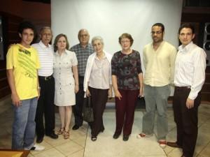 David Otero, Guillermo Arenas, Janeth de Arenas, Álvaro Camacho, Constanza de Silva, Leonor González, Nicolás Peña y Tito Cesar Quintero.
