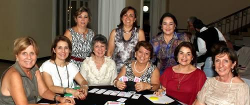 Cumpleaños de Gilma de Díaz