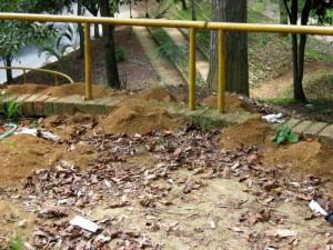 Limpiar y crear una consciencia de cuidado y amor por los parques, es parte del objetivo de la campaña liderada por la UDI.