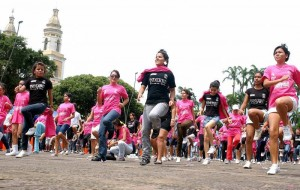 El punto de partida de la caminata es en el estadio La Flora y culmina en la plazoleta Luis Carlos Galán.