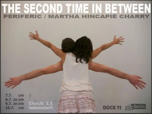 Esta obra se estrenó en julio en Berlín y fue hecha con una bailarina santandereana y un bailarín francés.