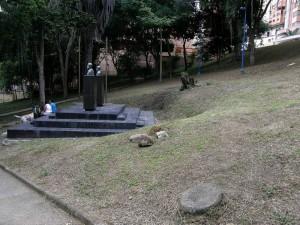 Parque Puyana.
