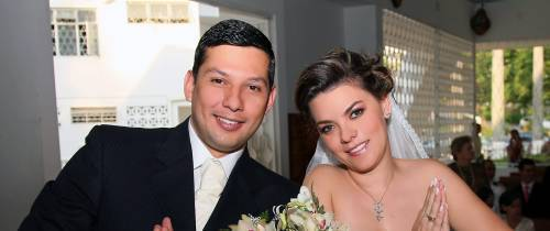 Matrimonio Porras Ledesma