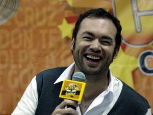 Santiago Cruz estará en el Jumbo Concierto 2011.
