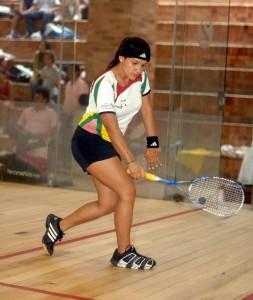 Karol González ocupó el primer lugar en su categoría, en el Torneo Nacional Club Bogotá Tenis.