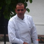 Julio Uzcátegui, chef internacional