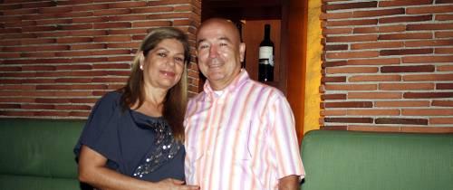 Aniversario Luz Amparo Luna y Rafael Galvis