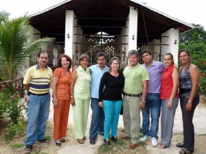 Carlos Carvajal Lasso, Mery Charry, Teresa Manrique, Nepo Solano, Martha González, Adolfo González, Daniel Angarita, Fabiola Quintana y Vivian Villamizar.