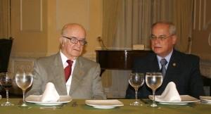 Alfonzo Gómez Gómez y Miguel José Pinilla