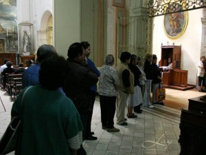 Jornada de confesiones en el sector