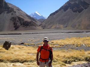 El escalador estuvo viviendo en Estados Unidos y luego se radicó en Brasil.