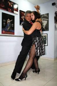 El tango es una multiplicidad de formas de expresión.