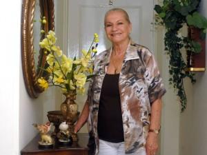 Nena Morales Ballesteros es una madre amada y querida por sus hijos, nietos y bisnietos.