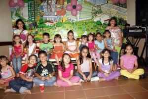 Cumpleaños de Catalina Palencia Chiglino