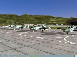 Escuadron 701, una comunidad virtual que tiene por objetivo la simulación  aérea.