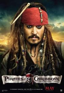 3D Piratas del Caribe 4