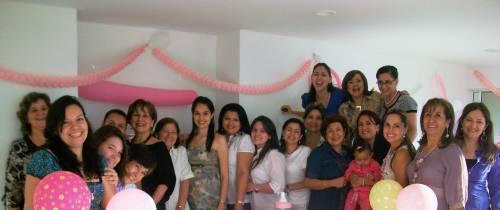 Baby shower de Diana Marcela Ramírez