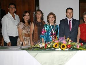 Jorge Omar Durán, Nubia Quintero, Gloria Gualdrón, Lili Amanda Patiño, Mario Alberto López, Martha Heynker, Luz Nelly Reyes y Adriana Mantilla