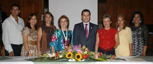 Premiación Asociación Nacional de Enfermeras